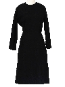 Womens Wool Cocktail Dress