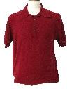 Mens Mod Ban-Lon Knit Shirt