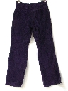 Womens Totally 80s Corduroy Jeans-cut Pants