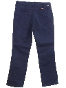 Mens Jeans-Cut Work Pants