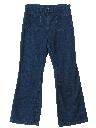 Womens Bellbottom Jeans Pants