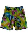 Mens Totally 80s Hawaiian Board Shorts