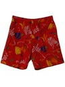 Mens Totally 80s Board Shorts