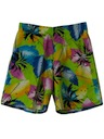 Unisex Totally 80s Hawaiian Board Shorts