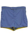 Mens Mod Totally 80s Swim Shorts
