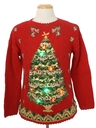 Unisex Lightup Ugly Christmas Sweater