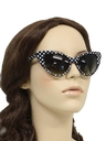 Womens Accessories - Beach Party Style Cat Eye Sunglasses