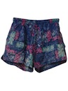 Womens Wicked 90s Swim Shorts
