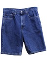 Mens Wicked 90s Levis Shorts