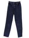 Womens Wicked 90s Acid Washed Jeans Pants