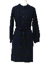 Womens Wool New Look Day Dress