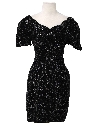 Womens Wicked 90s Cocktail Dress