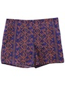 Mens Totally 80s Beach Shorts