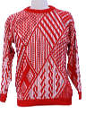 Unisex Totally 80s Cosby Style Sweater
