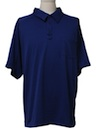 Mens Knit Golf Shirt