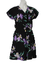 Womens Hawaiian Skort Dress