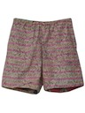 Unisex Totally 80s Board Shorts