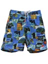 Mens Photo Print Wicked 90s Board Shorts