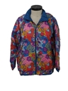 Womens Hip Hop Oversized Windbreaker Jacket