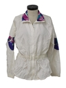 Womens Golden Girls Style Windbreaker Jacket