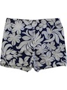 Mens Wicked 90s Hawaiian Style Swim Shorts