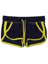 Womens Wicked 90s Terry Cloth Short Shorts