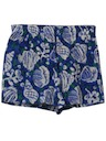Womens Wicked 90s Hawaiian inpsired Swim Shorts