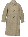 Womens Designer Duster or Wedge Swing Coat Jacket