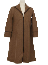 Womens Duster or Wedge Coat Jacket
