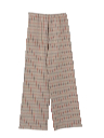 Womens Wide Leg Knit Pants