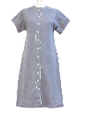 Womens Totally 80s Wool A-line Dress