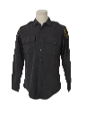 Mens Rent-A-Cop Work Shirt