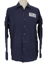 Mens Grunge Work Shirt