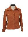 Womens or Girls Leisure Style Hippie Shirt Jacket