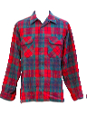 Mens Pendleton Wool Board Shirt