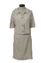 Womens Fab Fifties Skirt Suit