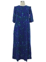 Womens Mod Hawaiian Dress