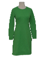 Womens/Girls Mod Mini Knit Dress