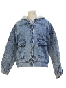 Womens Designer Denim Jean Jacket