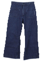 Mens Bellbotom Jeans Pants