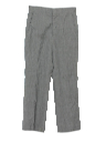 Mens Mod Stove Pipe Slacks Pants