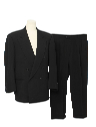 Mens Totally 80s Tuxedo Suit