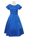Womens Fab Fifties Cocktail Dress