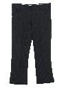 Mens Pinstriped Leisure Pants