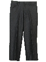 Mens Mod Leisure Style Western Style Slacks Pants