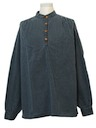 Mens Reproduction Western Shirt