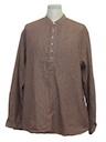 Mens Pioneer Western Shirt