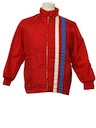 Mens or Boys Racing Style Jacket