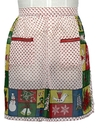 Womens Accessories - Ugly Christmas Apron to Wear With Your Sweater