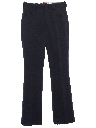 Mens Western Flare Leisure Pants
